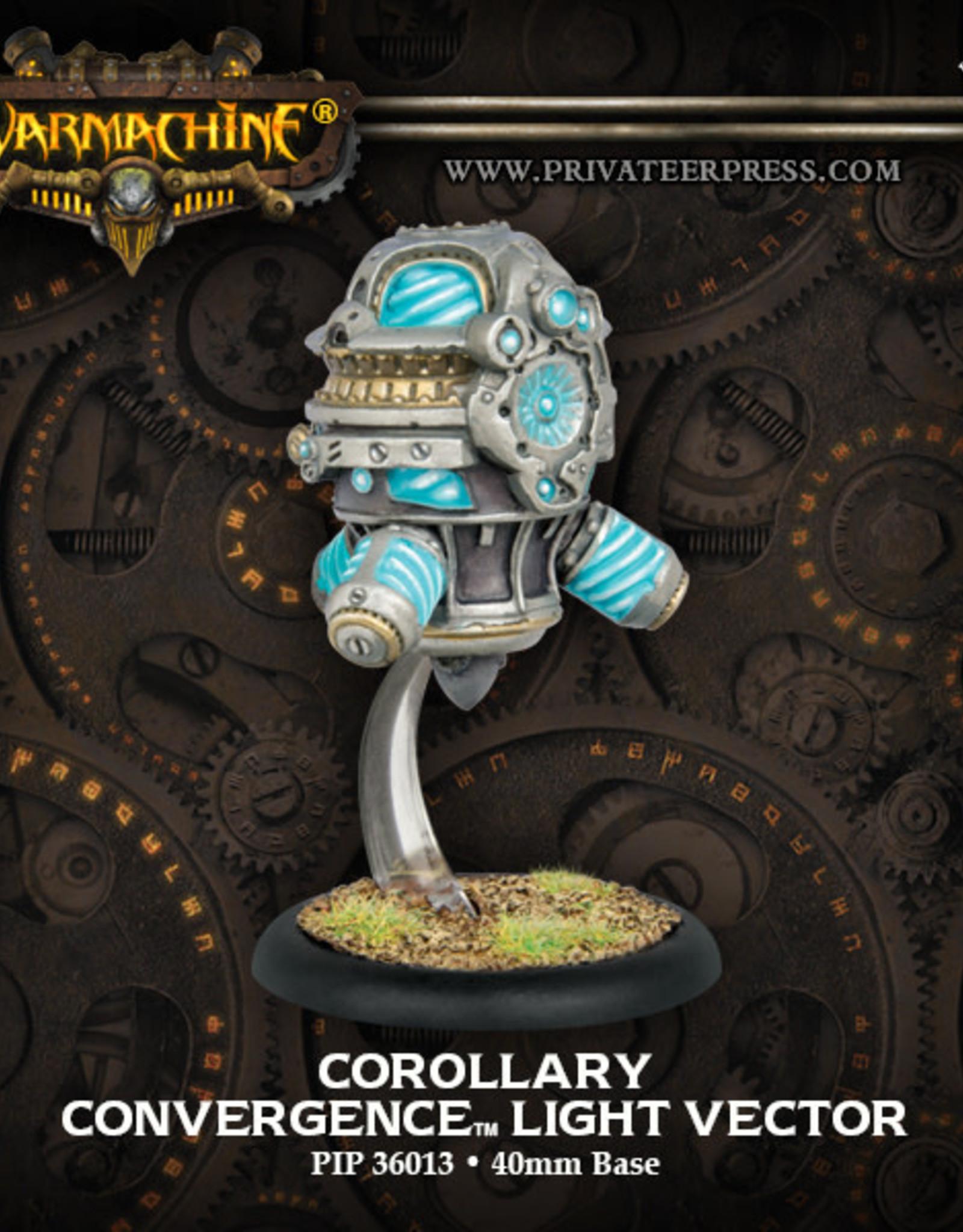 Warmachine Cyriss - Corollary