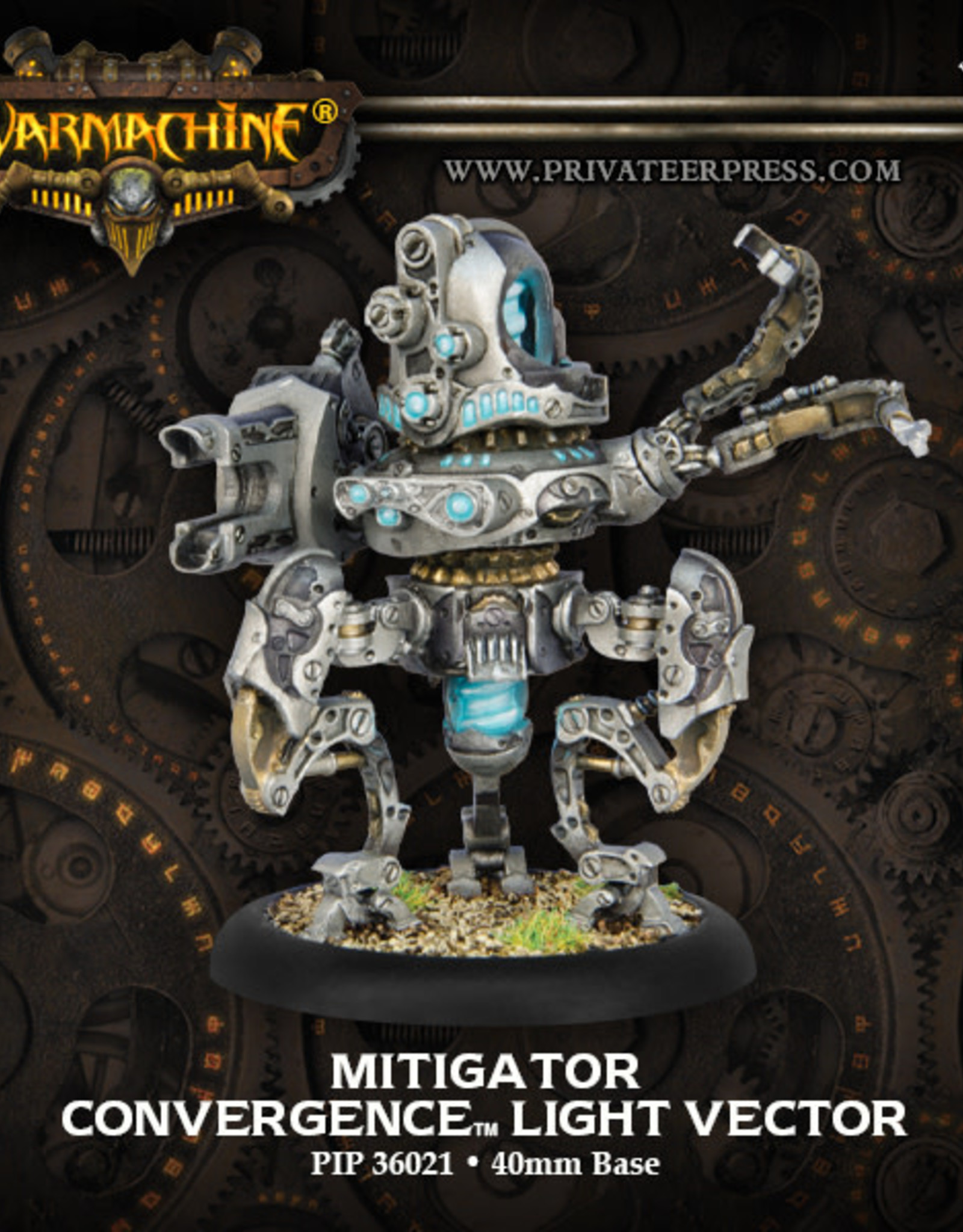 Warmachine Cyriss - Mitigator