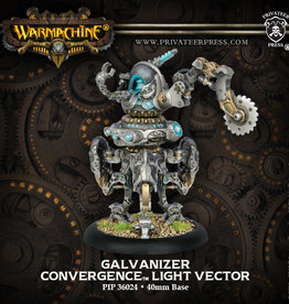 Warmachine Cyriss - Galvanizer