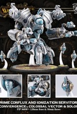Warmachine Cyriss - Prime Axiom/Conflux