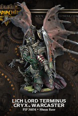Warmachine Cryx - Lich Lord Terminus