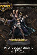 Warmachine Cryx - Pirate Queen Skarre 2009