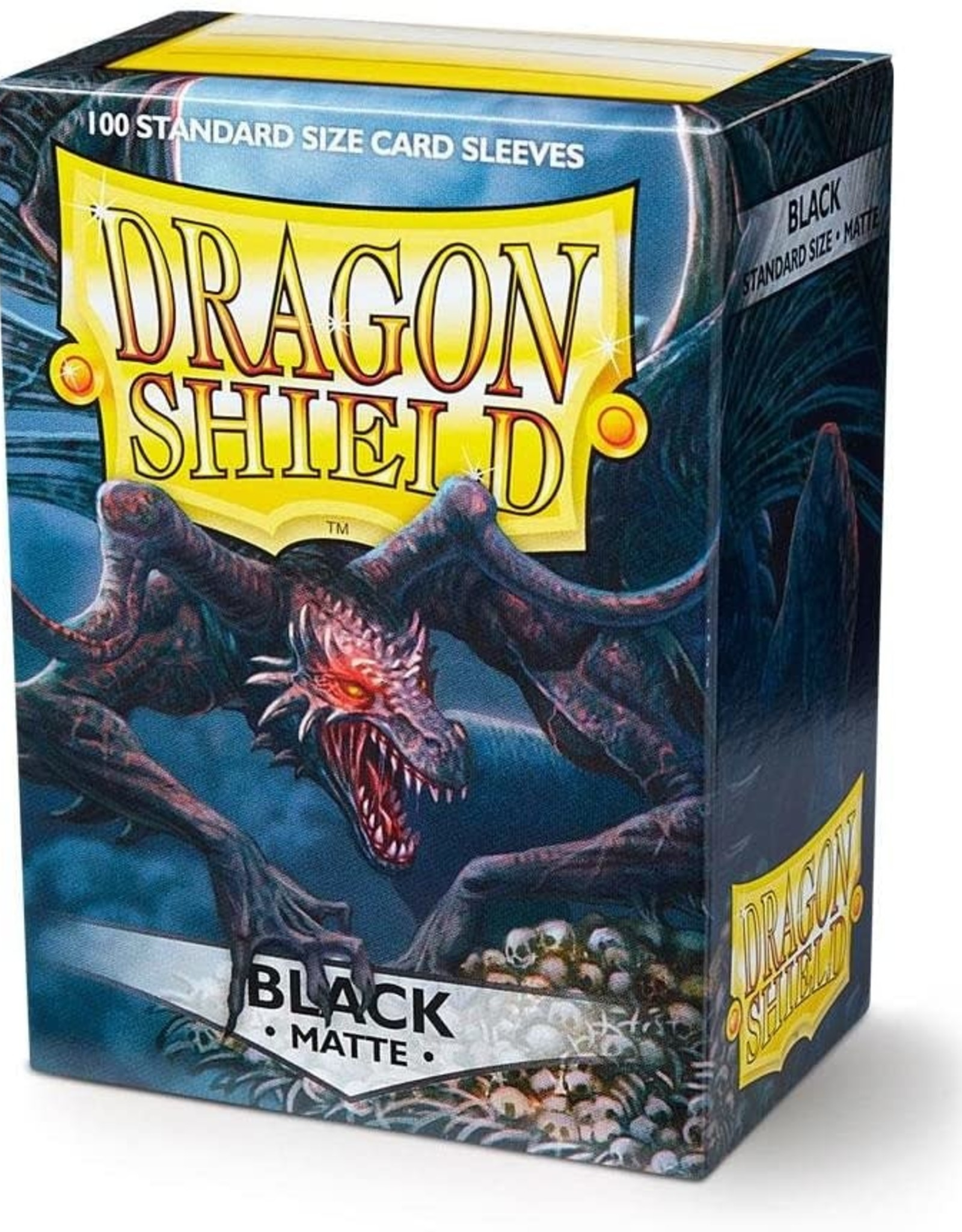 Dragon Shield Black - Matte