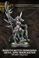 Warmachine Cryx - Wraith Witch Deneghra(R)