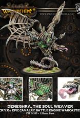 Warmachine Cryx - Deneghra The Soul Weaver