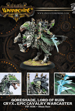 Warmachine Cryx - Goreshade Lord of Ruin