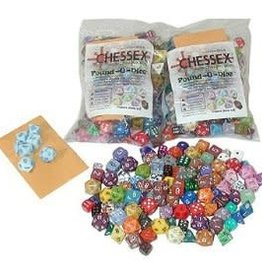 Chessex Chessex Pound o Dice - Polyhedron Dice
