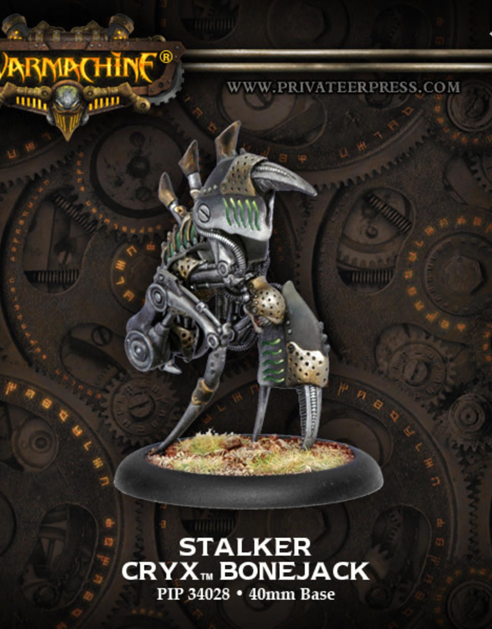 Warmachine Cryx - Stalker