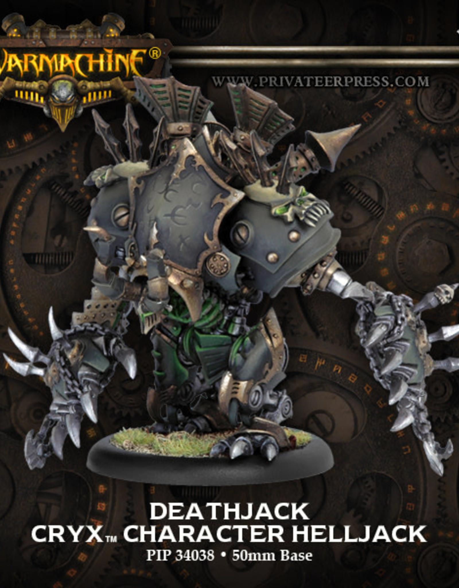 Warmachine Cryx - Deathjack