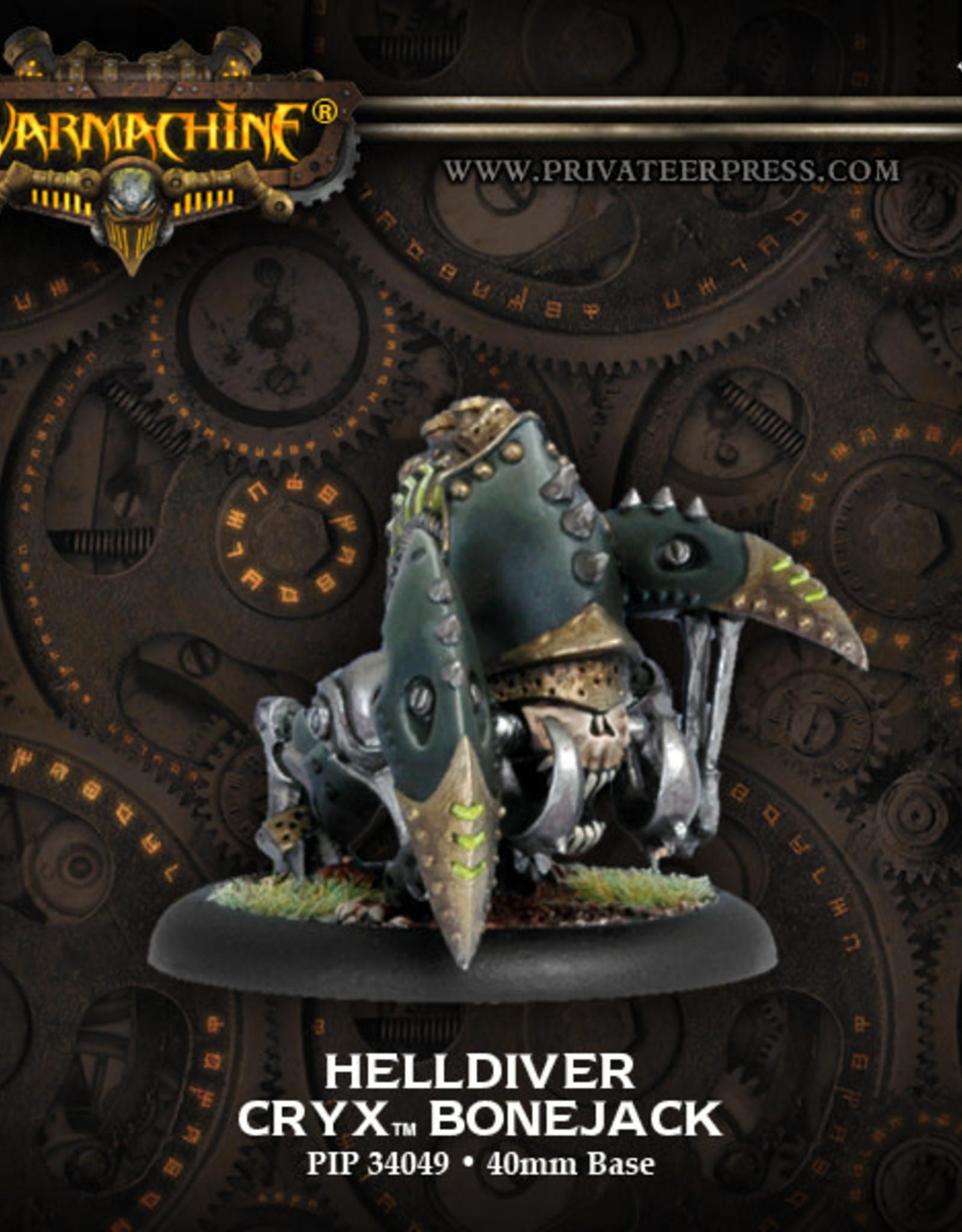 Warmachine Cryx - Helldiver