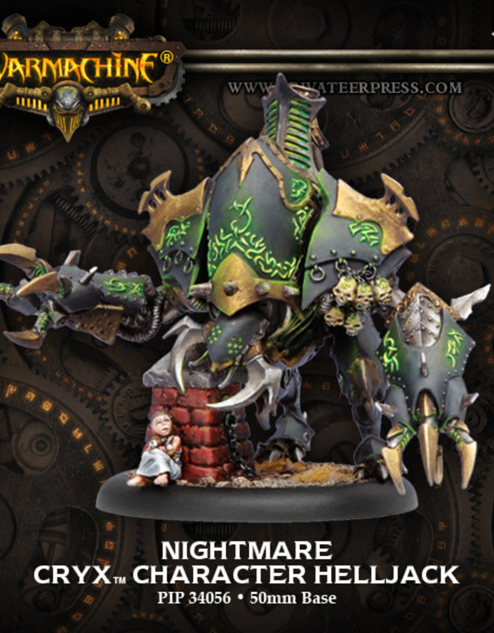 Warmachine Cryx - Nightmare
