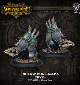 Warmachine Cryx - Ripjaw Bonejacks