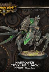 Warmachine Cryx -Helljack Desecrator/Harrower/Leviathan