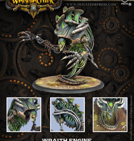 Warmachine Cryx - Wraith Engine