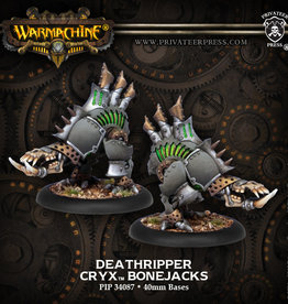 Warmachine Cryx - Deathripper