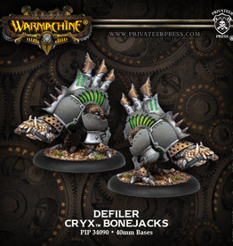 Warmachine Cryx - Defiler