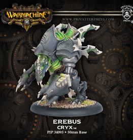 Warmachine Cryx - Erebus Kit