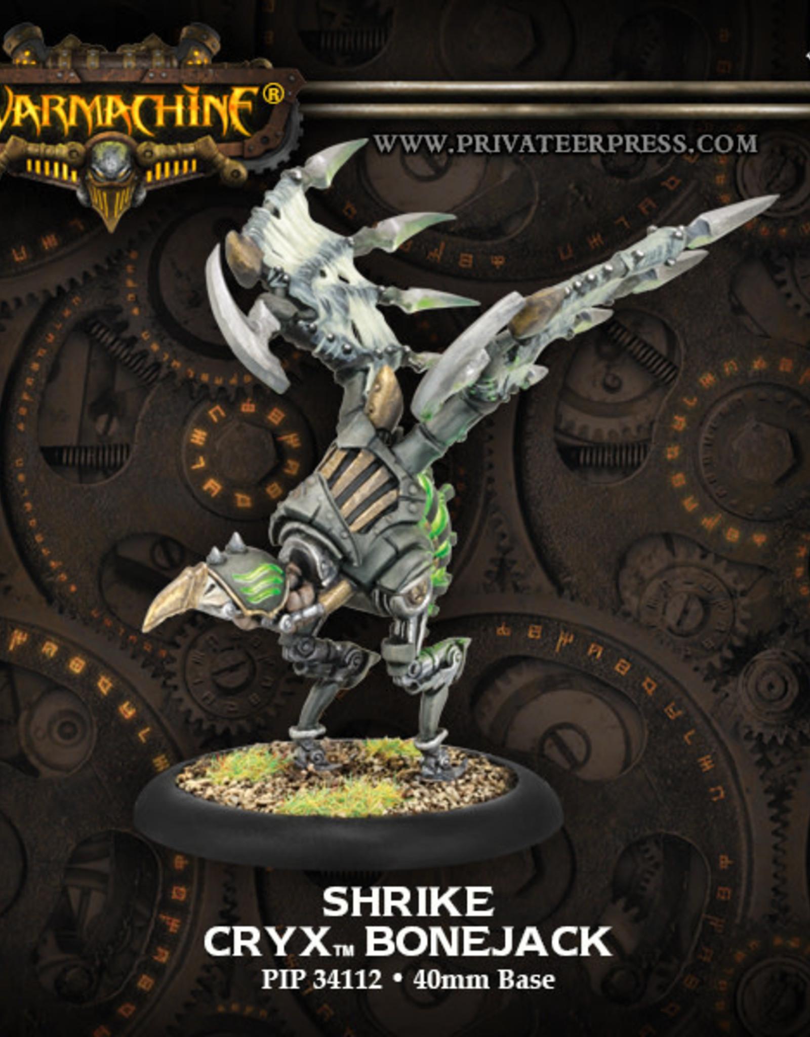 Warmachine Cryx - Shrike