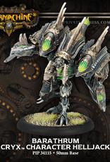 Warmachine Cryx - Barathrum