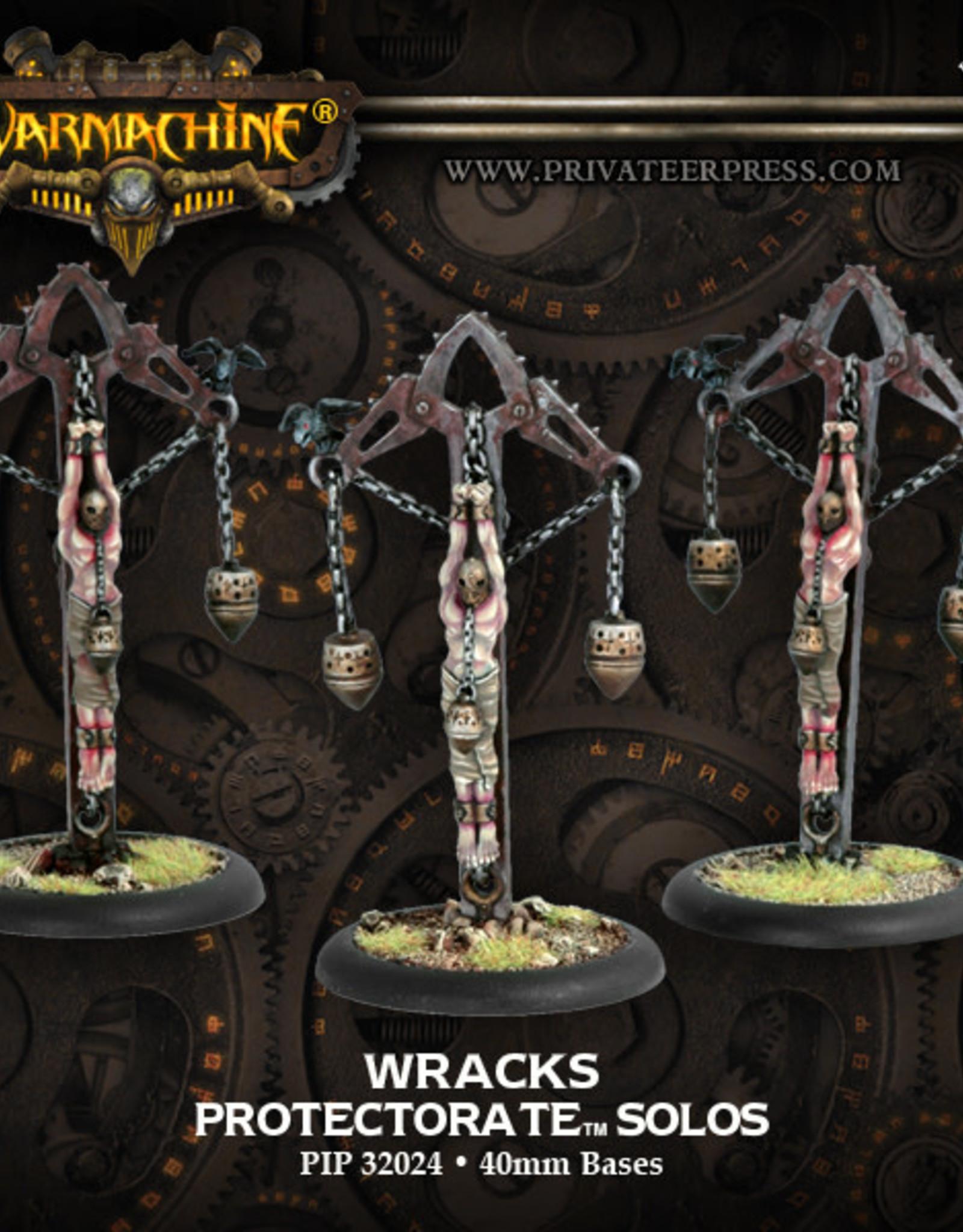 Warmachine Protectorate - Wracks