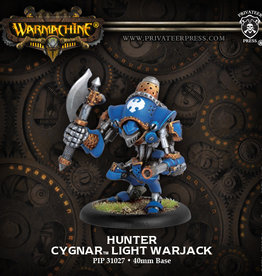 Warmachine Cygnar - Hunter