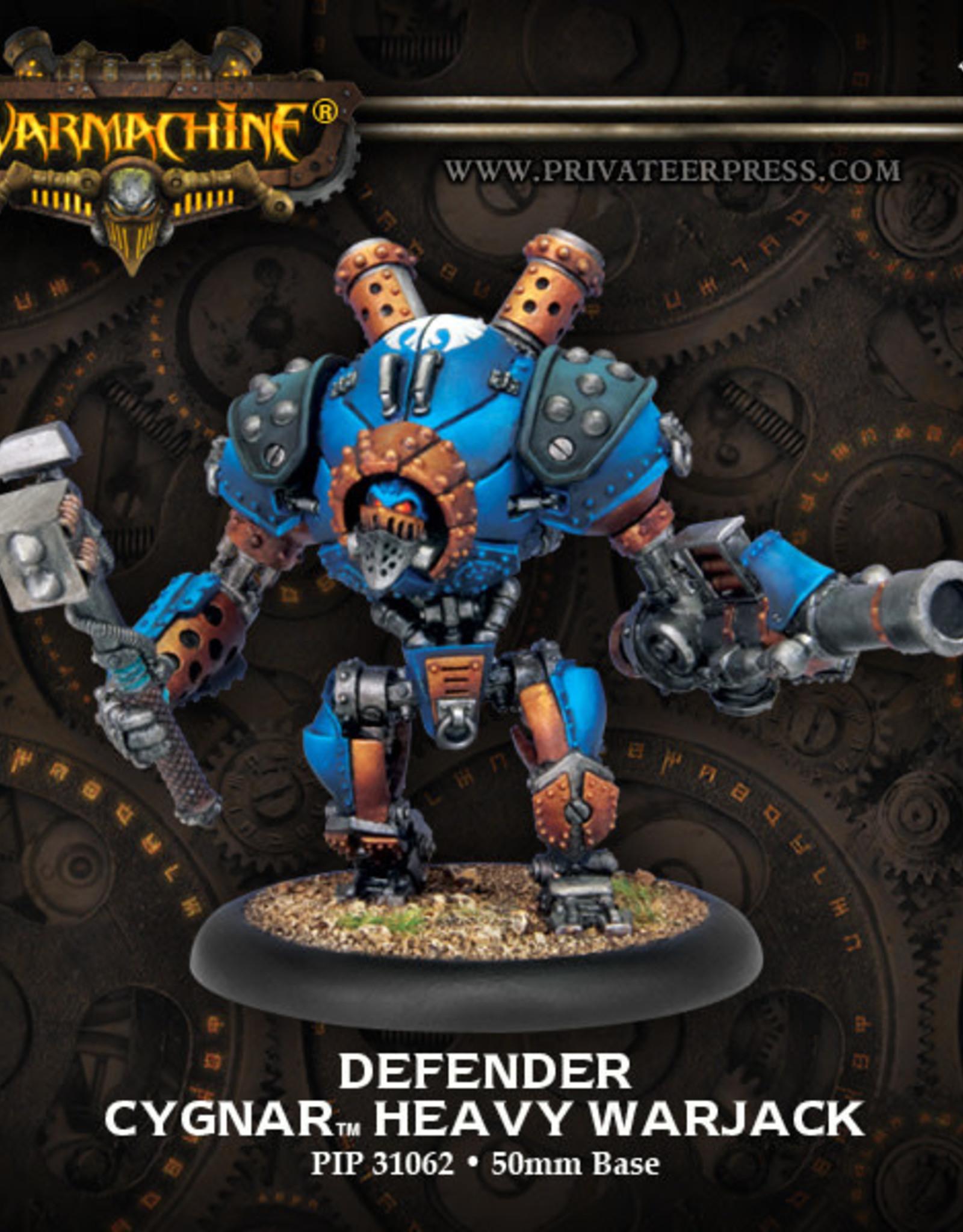Warmachine Cygnar - Heavy Warjack Kit