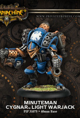 Warmachine Cygnar - Minuteman