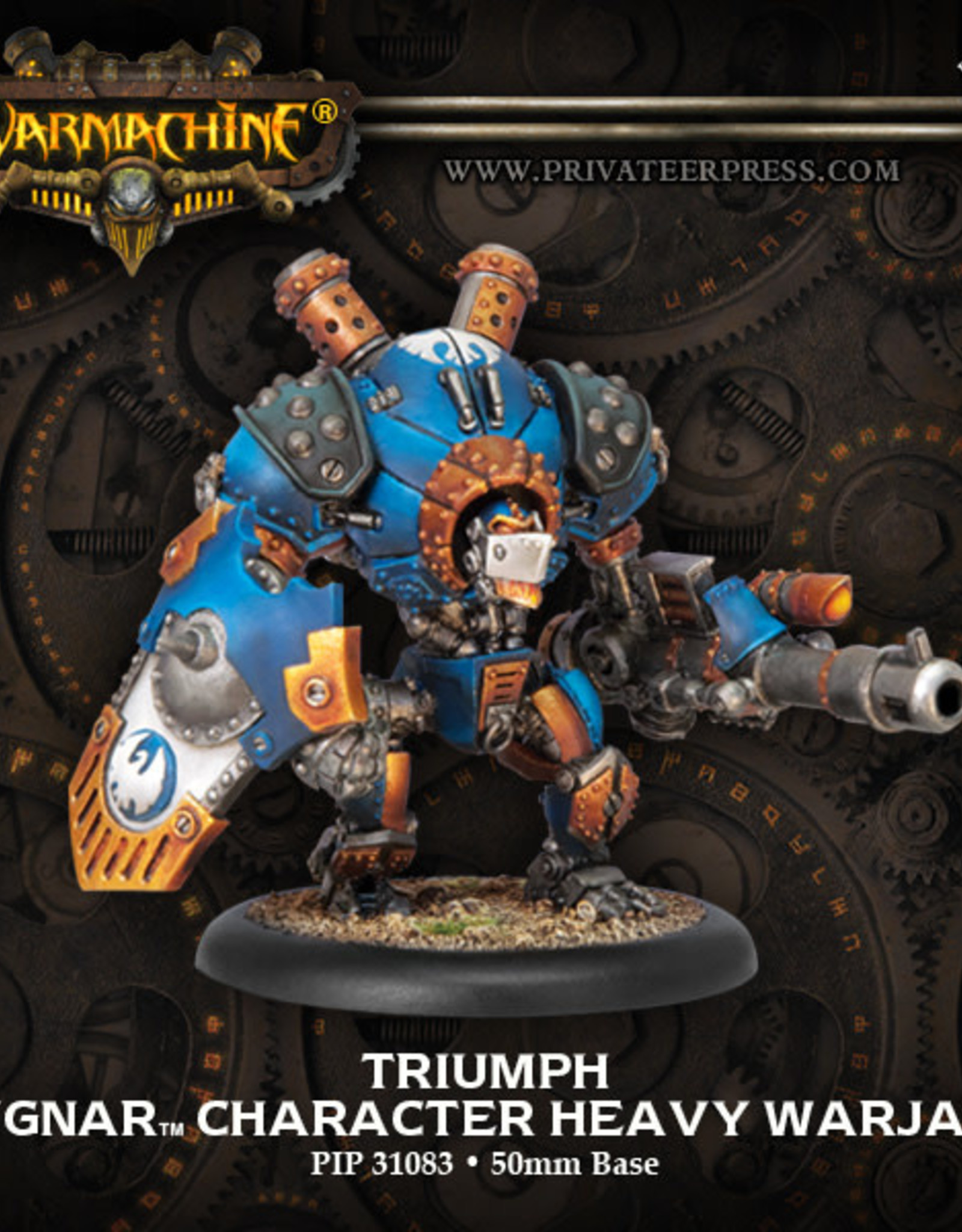 Warmachine Cygnar - Triumph Kit