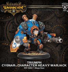 Warmachine Cygnar - Triumph Kit