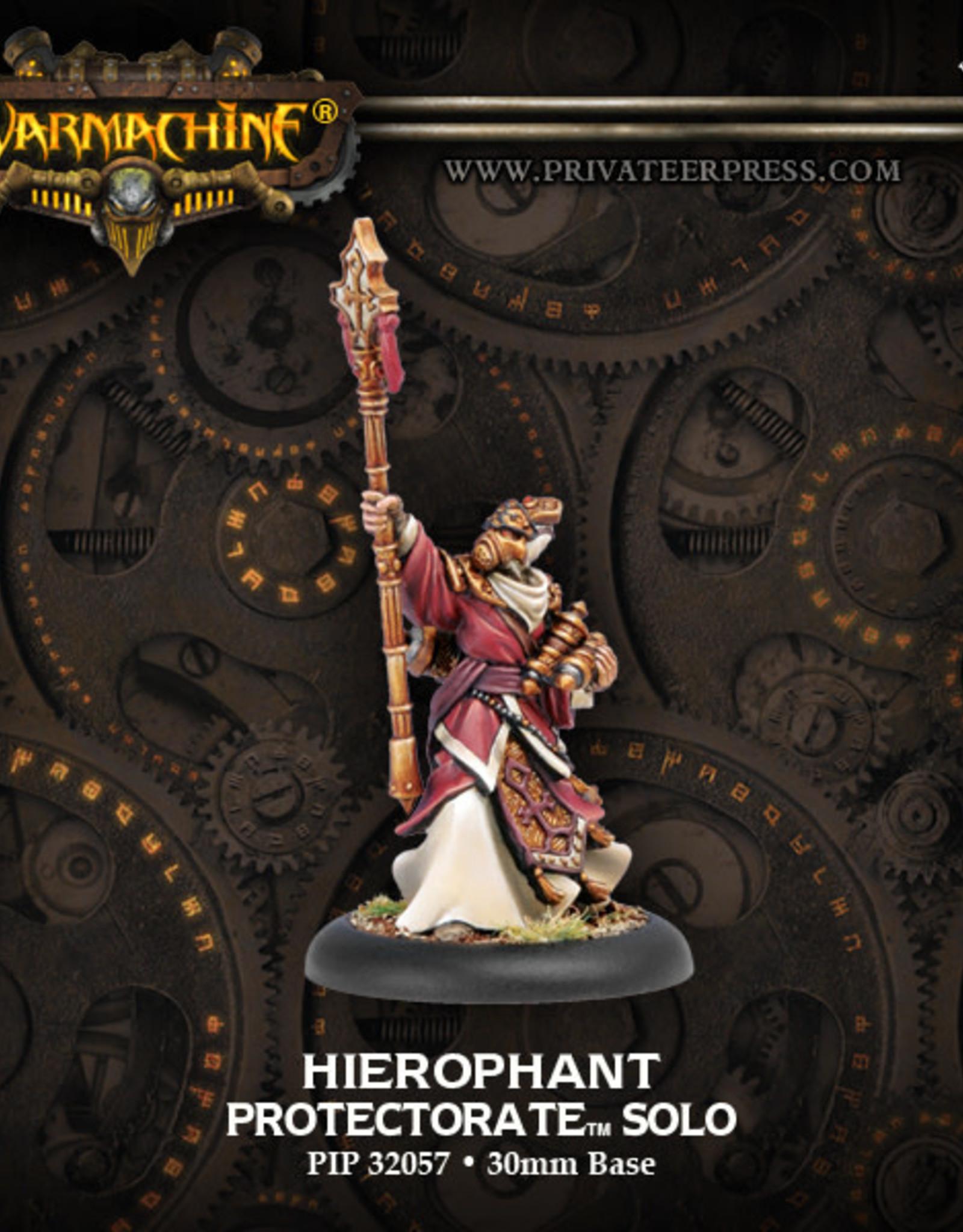 Warmachine Protectorate - Hierophant