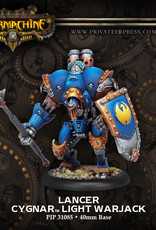 Warmachine Cygnar - Lancer