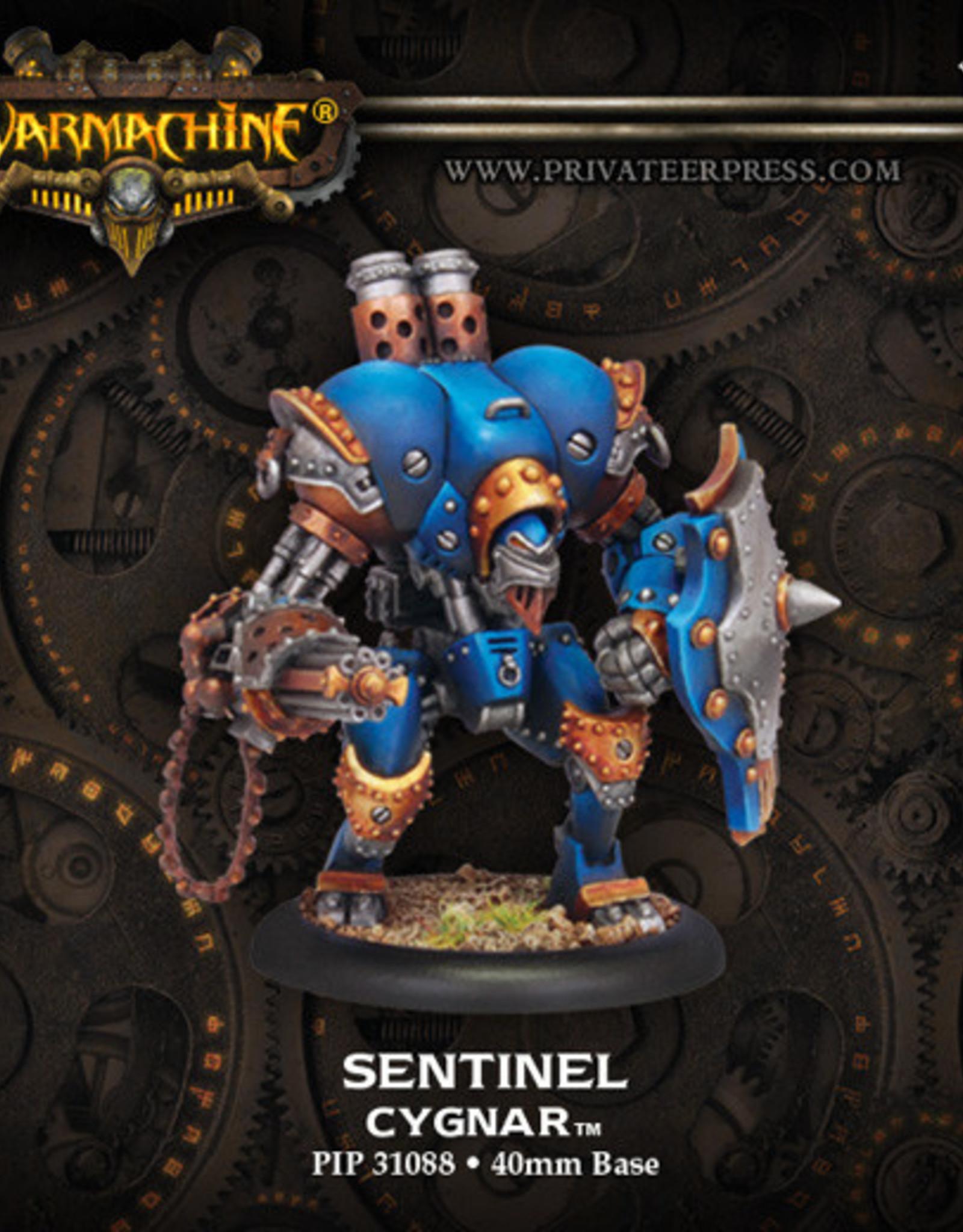 Warmachine Cygnar - Sentinel