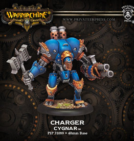Warmachine Cygnar - Charger