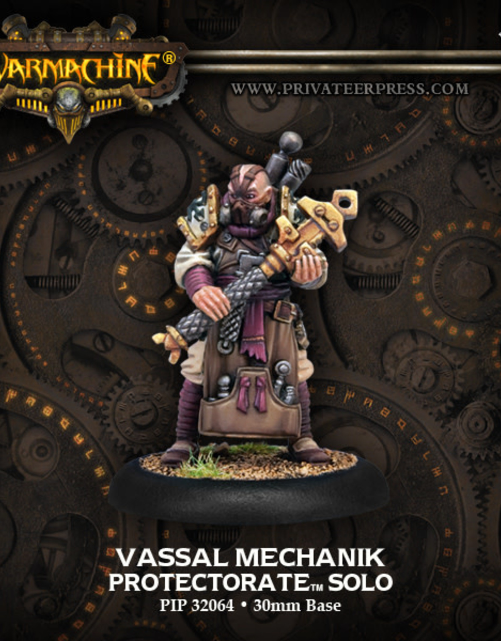 Warmachine Protectorate - Vassal Mechanik