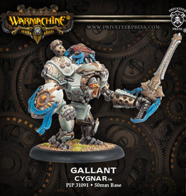 Warmachine Cygnar - Gallant Kit