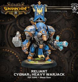 Warmachine Cygnar - Stormclad/Reliant