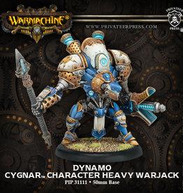 Warmachine Cygnar - Dynamo