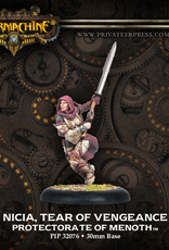 Warmachine Protectorate - Nicia. Tear of Vengeance
