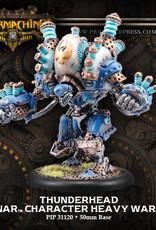 Warmachine Cygnar - Thunderhead