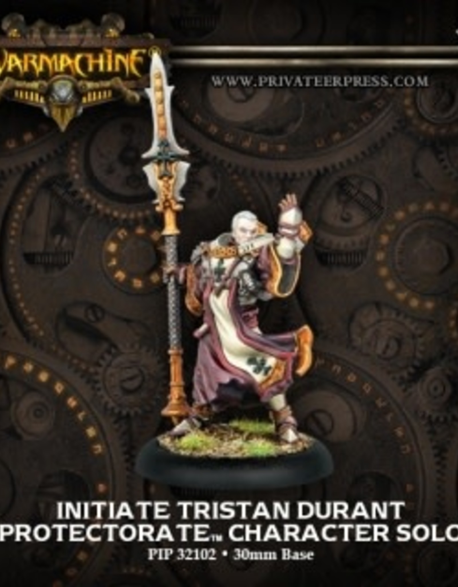 Warmachine Protectorate - Tristan
