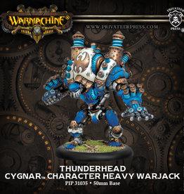 Warmachine Cygnar - Thunderhead Original