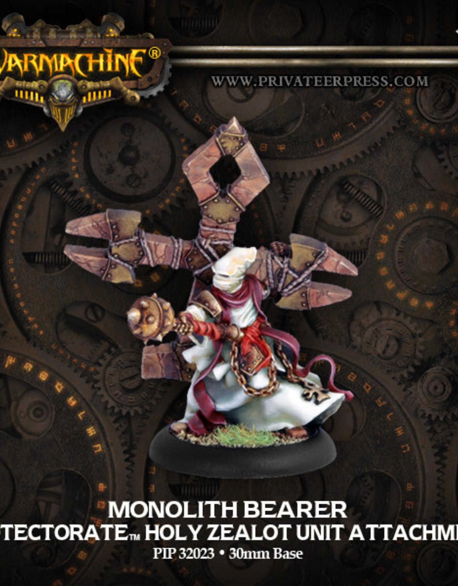 Warmachine Protectorate - Monolith Bearer