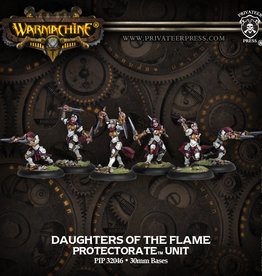 Warmachine Protectorate - Daughters of the Flame