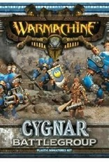 Warmachine Cygnar - Battlegroup