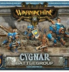 Warmachine Cygnar - Battlegroup