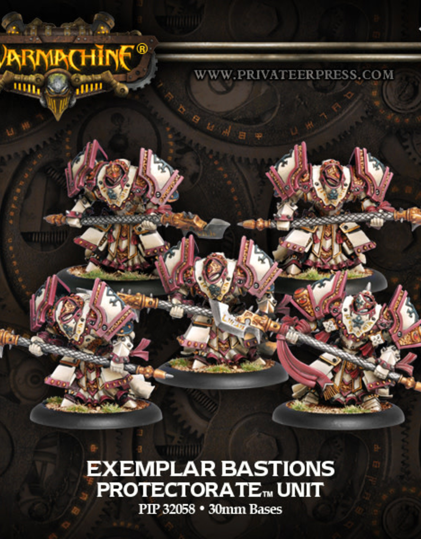 Warmachine Protectorate - Bastions