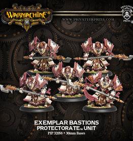 Warmachine Protectorate - Bastions