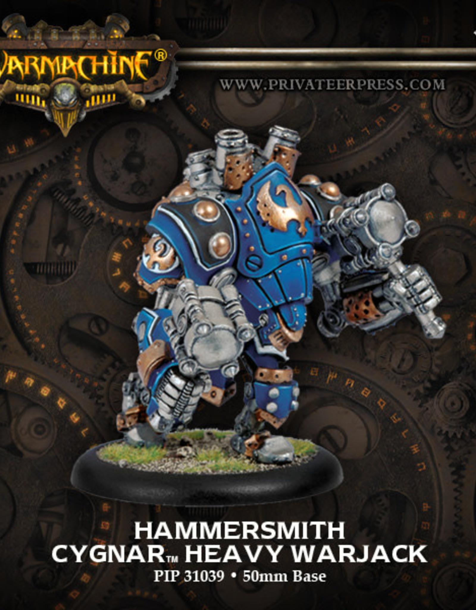 Warmachine Cygnar - Hammersmith