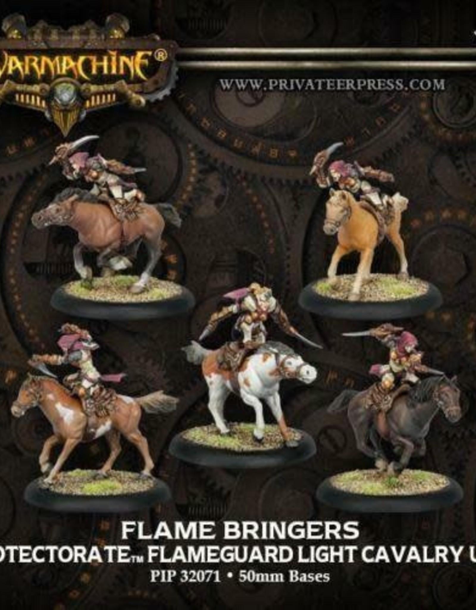Warmachine Protectorate - Flame Bringers