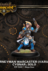 Warmachine Cygnar - Journeyman Caster (v)
